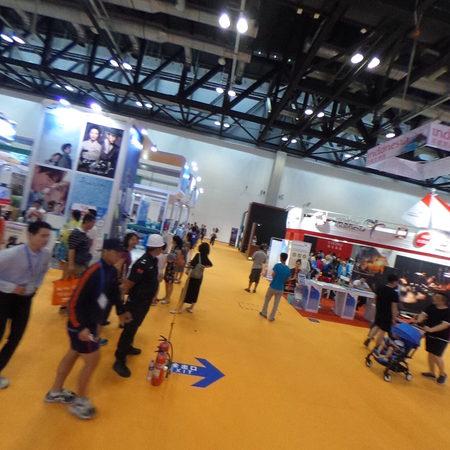 动景+2017北京国际旅游博览会